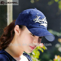 100% cotton corduroy paillette fashion 3D Patch embroidery 6-panel baseball cap sports cap peaked cap and hats