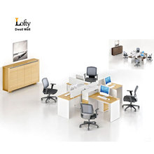Hot selling wooden office table sales with CE certificate