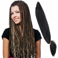 Hot selling x-pression ultra braid, jumbo braid, crochet braid hair