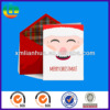 Santa Claus Red Envelops Cards for Christmas Holiday