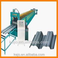 concrete decking sheet galvanized corrugated floor deck tiles roll forming machine price