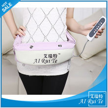 heating vibrating back pain relief massage belt