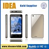 IDEA 2015 new product smartphone 4g lte dual sim quad core oem android 5.1 os 4g lte smartphone