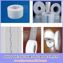 60g 9*9/8*8 mesh High insulation self adhesive fiberglass mesh heat tape
