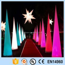 Party hot sale inflatable Decoration evening led light romantic Decoration