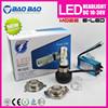 Hot sale High Quality LED moto headlight, M02E motorcycle led headlight 60w 6000lm, led 6 led headlight BAOBAO Lighting