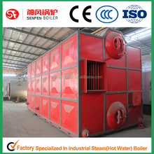 DZL series biomass fired boiler