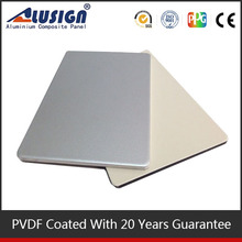Alusign decorative polyethylene panels wall cladding outdoor sign board material m composite