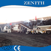 China mobile rock crusher and screen plant with high quality