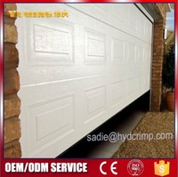 YQG-01 electric garage doors,made in china garage manual sectional lift open door