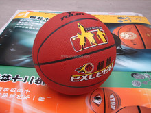 Cheap basketballs/basketball uniform design/cheap leather basketball goal