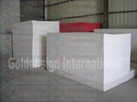 PVC foamed plastic board