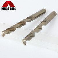 Solid carbide drill bits for Aluminum alloy