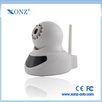 hot security protection built-in MIC and speakers new 12v mini ptz wireless cctv dvr ir camera system made in china