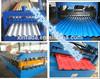 metal roof sheet corrugation machine