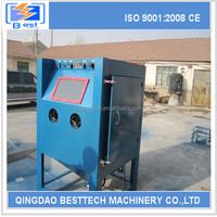 2015 new design industrial sandblast cabinet