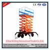 mini scissor lift platform used/mobile hydraulic lifting table/diy scissor lift