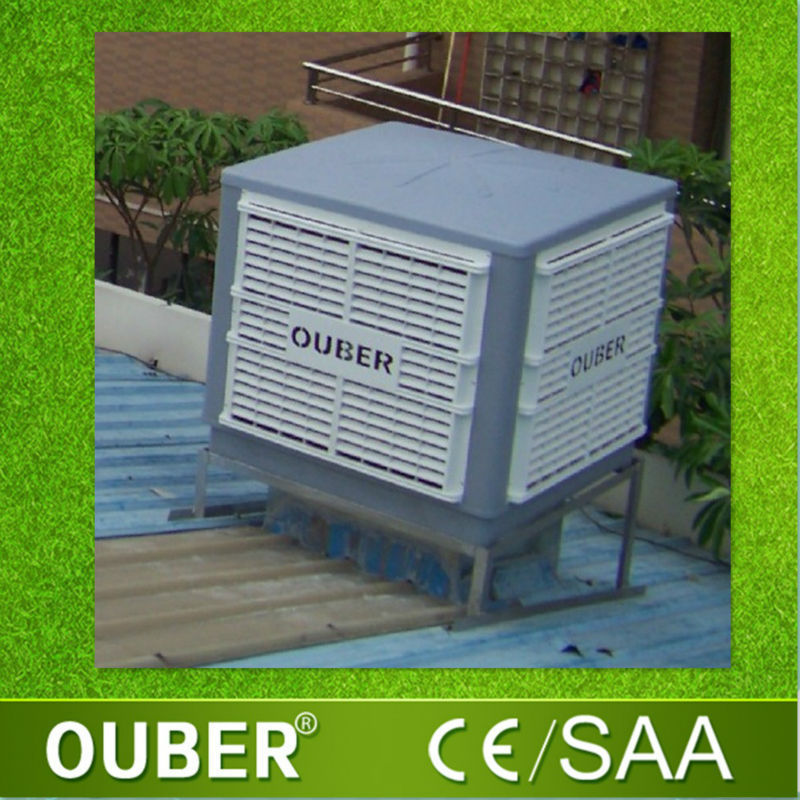 Roof Mounted Swamp Coolers : Roof mounted industrial air tent cooler breeze