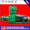 made in china brick raw materials and vacuum pressure moulds changeable brick machine making