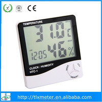 Outdoor temperature digital thermometer humidity gauge HTC-1