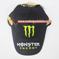 MONSTER Fly Cap Hat Racing BIKE