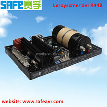 Leroy somer generator voltage regulator r448 avr