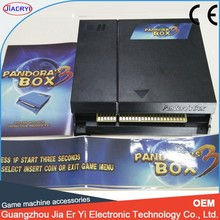 Best price!!! made in china Pandora Box 3 ,new products on china market 520 in 1 game board