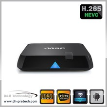 android 4.4 xbmc pre-installed 3d smart tv box ANDROID 4.4 xbmc box amlogic S802 android 4.4 video converter digital to tv box