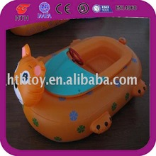 Hot selling lovely bear children electric bumper boat