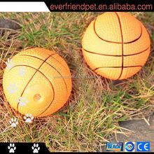 2014 newest basketball pet toy dog toy teeth