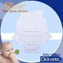Newborn Boy Girl Clothes Cartoon super cute ruffle shirts toddler BB051