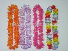 Hawaii beach party costume decoration flower rings