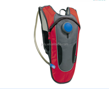 fashion hiking water bag with electric heater bag