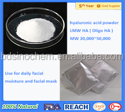 Bluk and wholesale HA 99% /low molecular weight ha