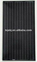 Mono 260W Black Solar PV Panel Module/mono 156 solar cells