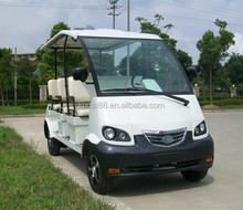 8seats cheap smart classic electric tourist cars with eec for sale made in china