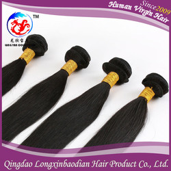 2015 Top Grade Virgin Human Hair Wholesale Price New Products Higher Quality Cuticle Remy Human Hair Weave Wholesale