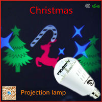 New 4W led colors changing christmas light, project result christmas decoration holiday light
