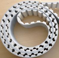 high quality seamless STD8M PU timing belt made in China