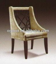 Fashion Ornamental Engraving Iron Chair OC098