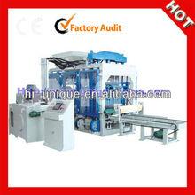 Hot QT6-15 Small Concrete Block Making Machines For Sale