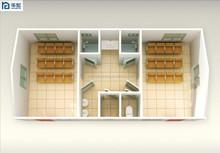 2015 Hot Promotion! New Technology SGS Test high quality modular kit prefab house