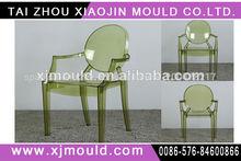 de plástico transparente de acrílico silla