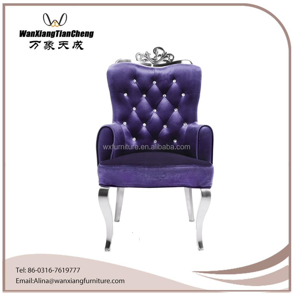 Oval High Back Royal Wedding Church Throne Chair Used Church Chairs Buy Use