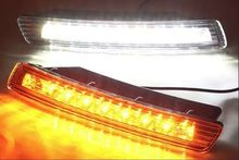 High power ultra bright ! Car specific DRL Daytime Running Light For VW beetle of refit Panamera