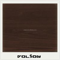 Economical 1.22*50m Waterproof Decorative Wallpaper Wood Grain Film