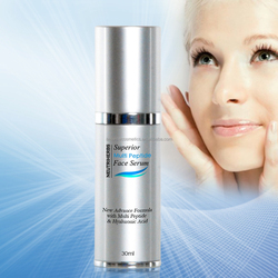 Hot new products for 2016 create your own brand Multi Peptide anti wrinkle face lift serum