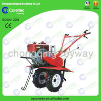 Uses farm machinery mini agricultural tools hand rotary cultivator