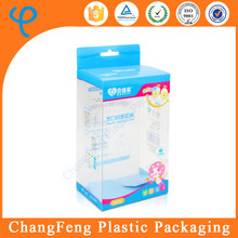 Plastic Box Packaging Clear Pacakging Box Product Box for bottle