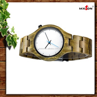 Premium Quality Power Reserve Metal Wood Watch